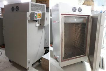 Máy sấy nhiệt độ cao MSD500-160, sản phẩm của hãng công nghệ Mactech Việt Nam