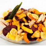 Những loại hoa quả sấy khô không thể thiếu trong dịp lễ tết