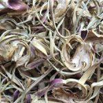 Atiso sấy khô, một loại dược thảo rất tốt cho sức khỏe, nâng cao tuổi thọ