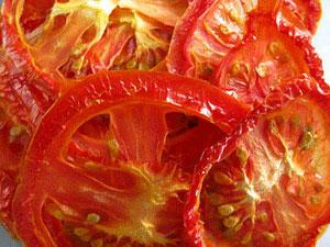 Cà chua sấy khô và công dụng tuyệt vời