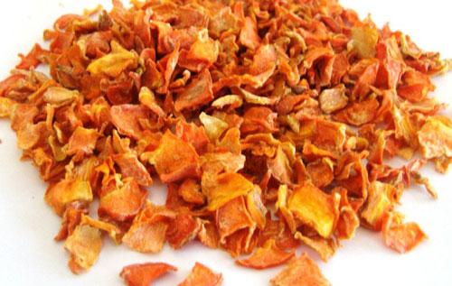 Cách làm cà rốt sấy khô tại nhà