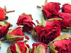 Cách làm hoa hồng sấy khô, một loại trà được ưa thích hiện nay