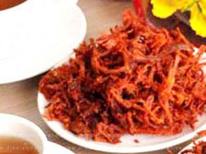 Cách làm thịt lợn sấy khô tại nhà, thơm ngon, rất dễ làm