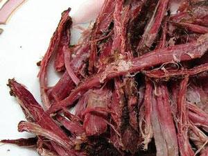Thịt lợn sấy khô, món ngon yêu thích, cách làm đơn giản