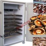 Máy sấy nấm, sấy khô các loại nấm theo yêu cầu, nhanh, gọn, chi phí thấp