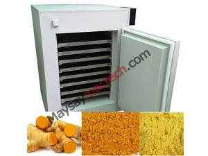 Máy sấy tinh bột nghệ, sấy khô nhanh, đảm bảo chất lượng tinh bột nghệ