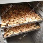 Cách sấy bánh mì khô giòn, phù hợp với đa dạng quy mô sản xuất
