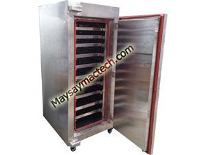Máy sấy công nghiệp mini, sấy nhiệt độ cao dưới 200 độ C