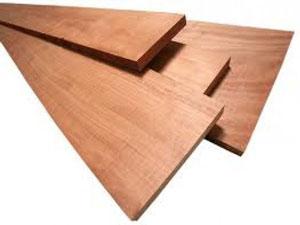 Thời gian sấy gỗ với các sản phẩm gỗ kích thước nhỏ