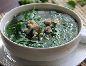 Cách làm rau ngót sấy khô, một loại rau rất cần thiết và dễ làm để ăn dần