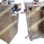 Máy sấy 200 độ sử dụng trong lĩnh vực công nghiệp