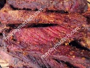 Cách làm thịt trâu sấy khô tại nhà, ngon không kém thịt trâu gác bếp