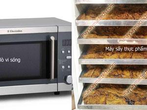 Sấy thịt bò khô bằng lò vi sóng hay sử dụng máy sấy thực phẩm mini