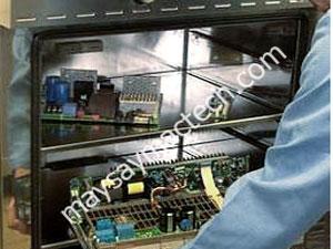 Tủ sấy linh kiện điện tử sử dụng trong ngành công nghiệp