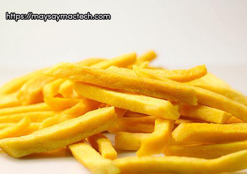 Công dụng của khoai lang sấy – món ăn vặt được nhiều bạn trẻ yêu thích