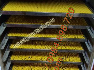 Viên hoàn tinh nghệ mật ong, những tác dụng tuyệt vời