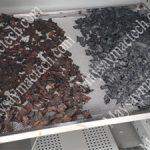 Sấy khô snack rong biển, công đoạn cuối trước khi đóng gói