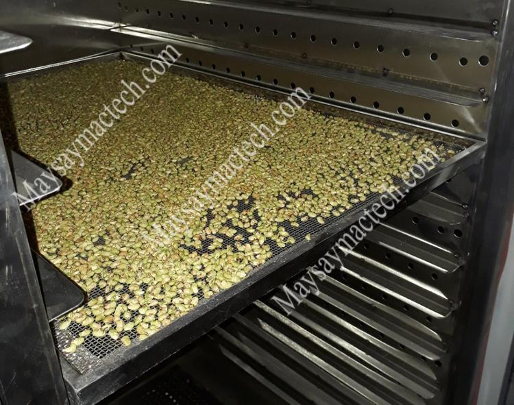 máy sấy hạt ngũ cốc