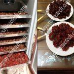 Cách sấy mứt cà chua bi, sấy nhanh, màu sắc đẹp, hương vị thơm ngon