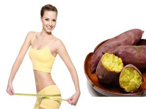 Cách ăn khoai lang giảm cân hiệu quả bạn đã biết chưa ?