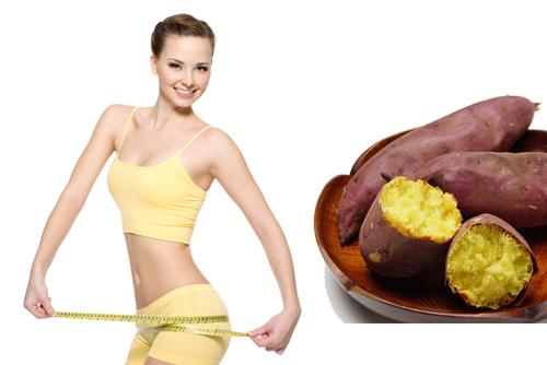 Cách ăn khoai lang giảm cân hiệu quả bạn đã biết chưa