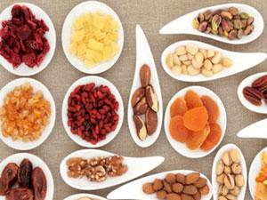 Hoa quả sấy khô nguyên chất, không tẩm đường, hương vị tự nhiên