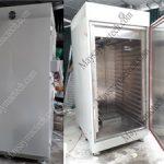 Máy sấy nhiệt độ cao MSD1500-160, dải nhiệt độ sấy từ 40-160 độ C