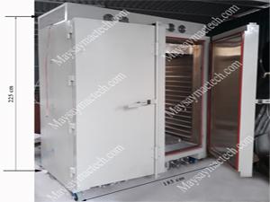 Tổng hợp máy sấy nhiệt độ cao của hãng máy sấy Mactech Việt Nam