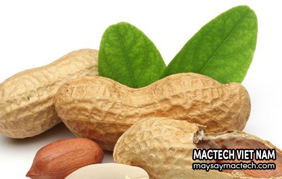Những lợi ích của hạt đậu phộng (hạt lạc)