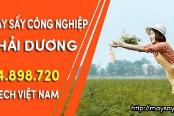 Bán máy sấy công nghiệp tại Hải Dương – Cty Mactech Việt Nam