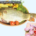 Cá chép nấu quả chay, món ăn dân dã ngon lạ với quả chay
