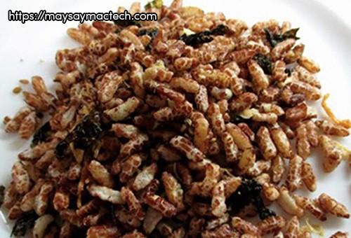 Cách làm gạo lứt sấy khô đảm bảo ngon hơn ngoài siêu thị bán