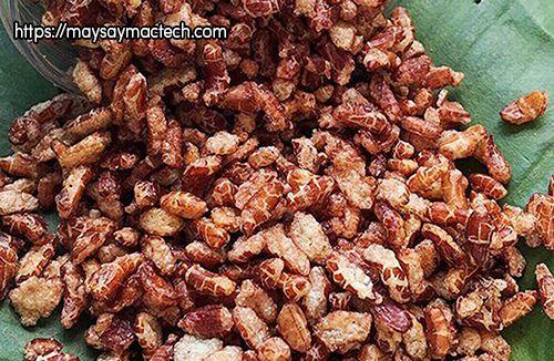 Những tác dụng của gạo lứt sấy ăn liền