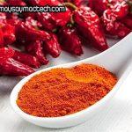 Tự làm ớt bột khô – ớt xay khô tại gia an toàn ngon bổ rẻ