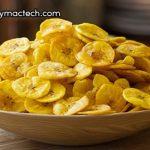 5 Món ngon từ chuối - Chuối sấy dẻo và chuối sấy giòn