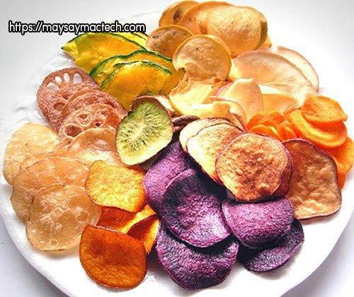 Những lợi ích và tác hại từ hoa quả sấy khô
