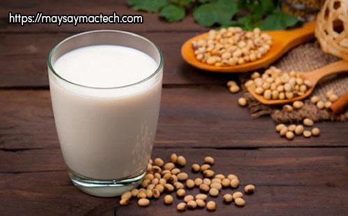 Một vài đồ ăn thức uống từ đậu nành - sữa đậu nành