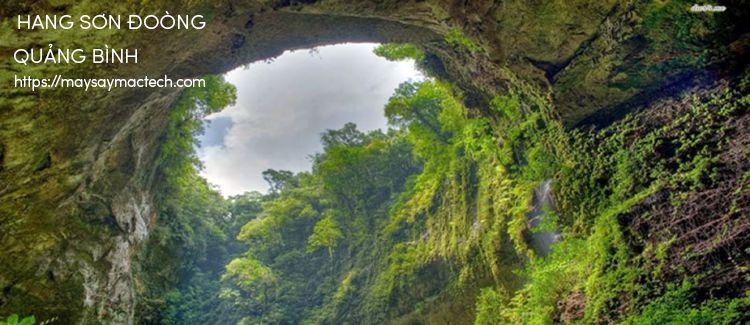 Hang Sơn Đoòng - Quảng Bình