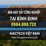 Bán máy sấy công nghiệp tại Bình Định - Sấy đa năng, tiết kiệm điện