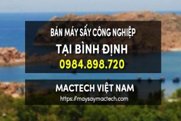 Bán máy sấy công nghiệp tại Bình Định – Sấy đa năng, tiết kiệm điện