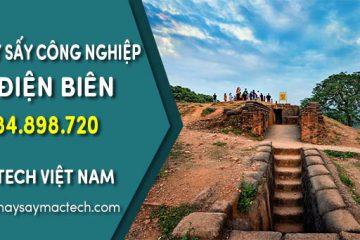 Bán máy sấy công nghiệp tại Điện Biên – vùng đất lịch sử