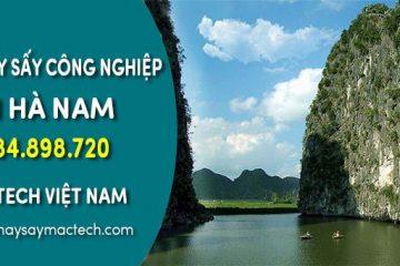 Bán máy sấy công nghiệp tại Hà Nam – Đặt hàng trực tuyến