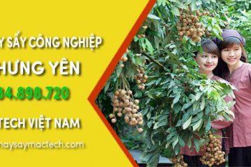 Bán máy sấy công nghiệp tại Hưng Yên – Bảo hành 1 năm