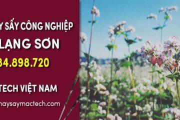 Bán máy sấy công nghiệp tại Lạng Sơn – Chất lượng, uy tín hàng đầu