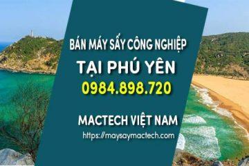 Bán máy sấy công nghiệp tại Phú Yên – Sấy khô nhanh, khối lượng sấy lớn
