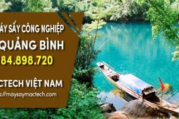 Bán máy sấy công nghiệp tại Quảng Bình – Mactech Viet Nam