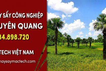 Bán máy sấy công nghiệp tại Tuyên Quang – Hiệu năng tốt, tiết kiệm điện