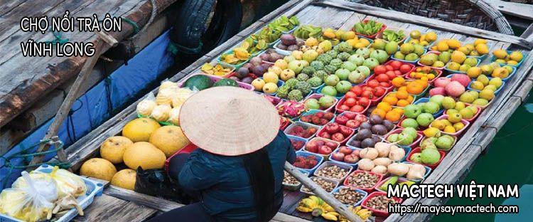 Chợ nổi Trà Ôn - Vĩnh Long