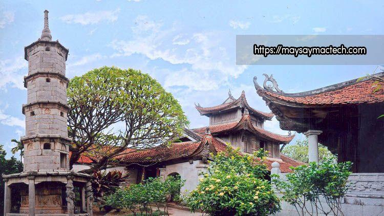 Chùa Bút Tháp - Bắc Ninh