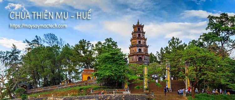 Chùa Thiên Mụ - Thừa Thiên Huế